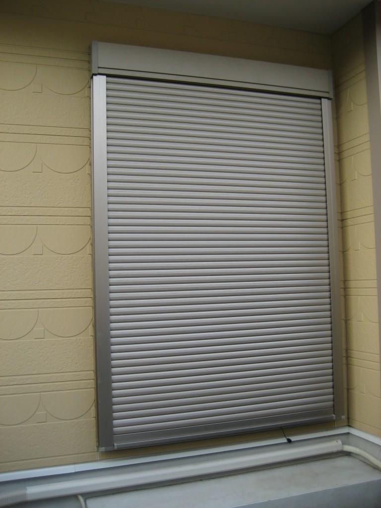 掃出窓シャッター